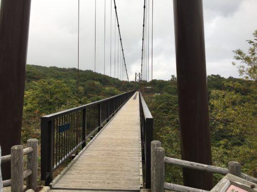 つつじ吊り橋 入口
