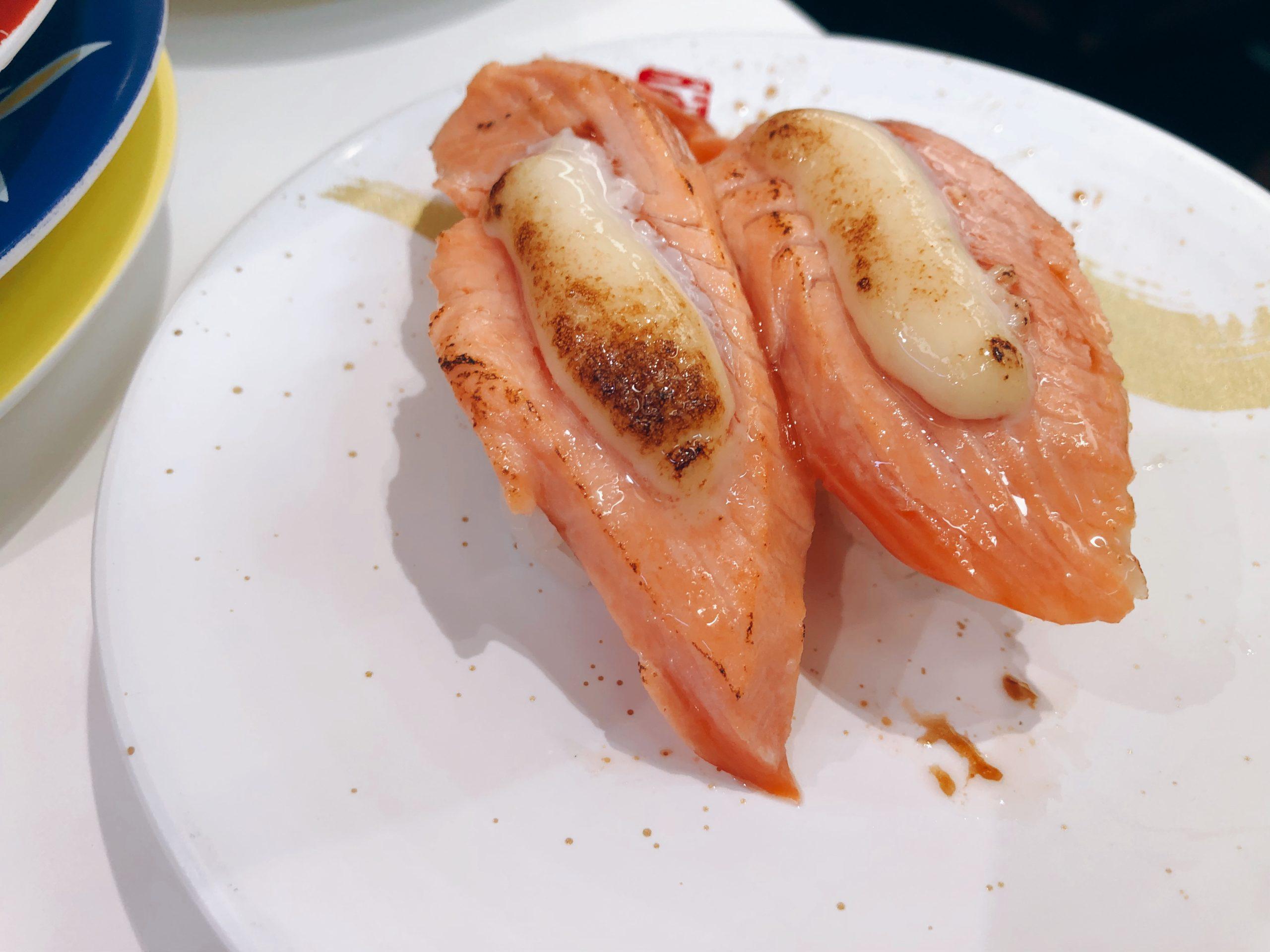 炙りサーモンマヨネーズ