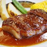 真庭市「津黒高原荘」お値段以上の満足度!絶品ステーキに無料の家族風呂も入りました