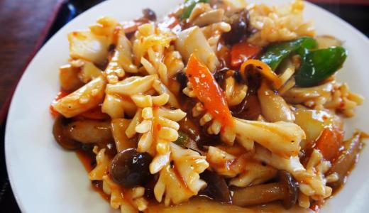倉敷市玉島「福満源」やっぱりここは何食べても美味しい…!野菜たっぷり満足中華ランチ