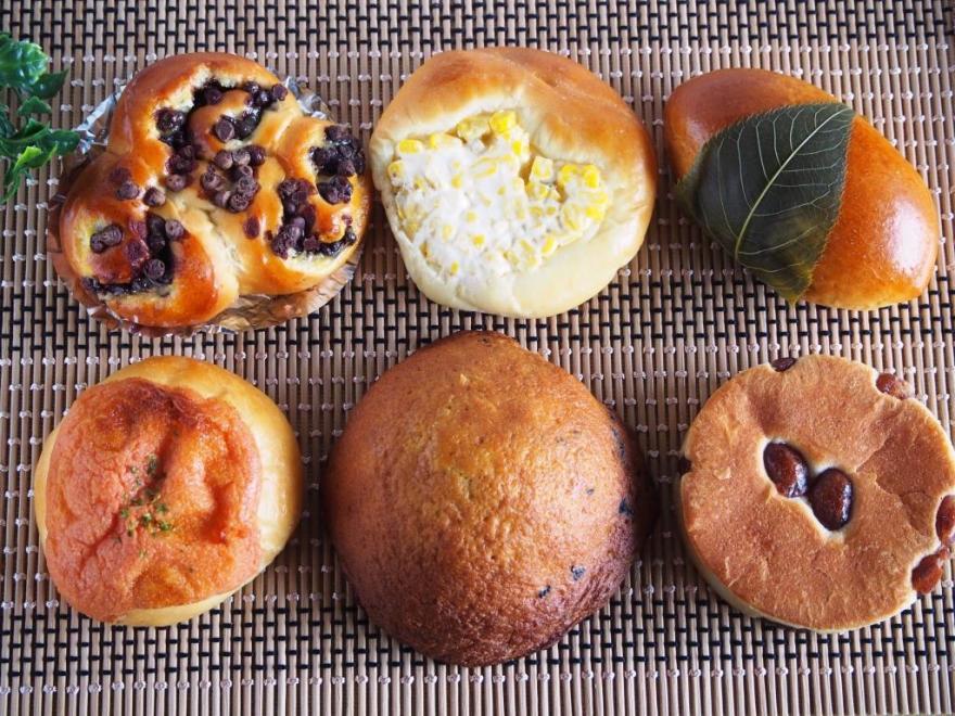 玉島 あるてふぁっと パン