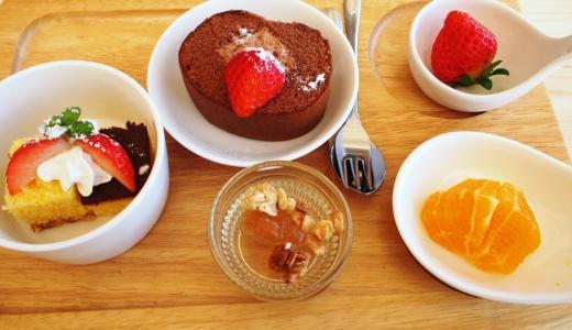 倉敷市「菜園カフェ ぱんごーの」お山の上の素敵カフェ!倉敷アフタヌーンティいただきました♪