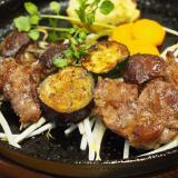 岡山市大元「あかときいろ」お得な和牛ステーキが美味しい!プチバイキング付きで子ども連れにぴったりです