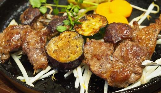 ※閉店※岡山市大元「あかときいろ」お得な和牛ステーキが美味しい!プチバイキング付きで子ども連れにぴったりです