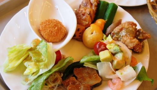 岡山シティホテル「アラモアナガーデン」コスパ最強のホテルバイキング!ステーキにキムラヤのケーキもあるよ