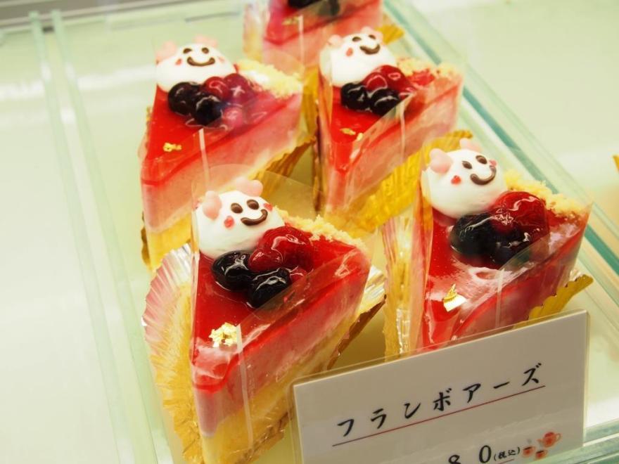洋菓子のなかの ケーキ