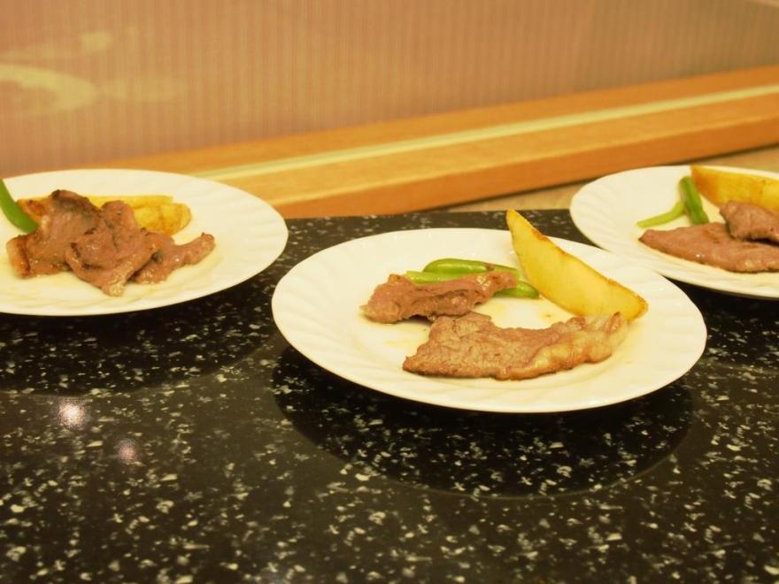 アラモアナガーデン ステーキ