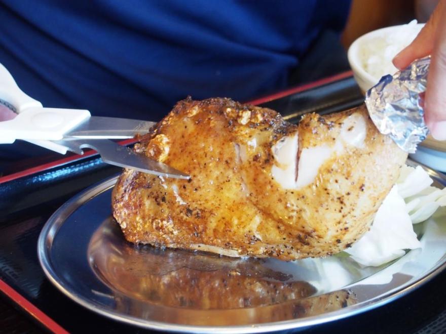 パチャマンカ 若鶏