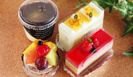 福山市曙町「ル・ミュゼ・ドゥ・アッシュ」美術品のような美しいケーキにうっとり。季節のケーキも要チェックですよ!