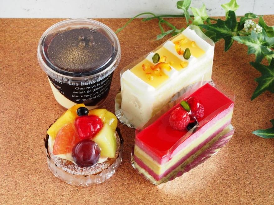 ル・ミュゼ・ドゥ・アッシュ ケーキ