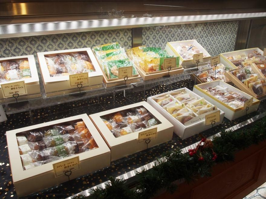 洋菓子のグルメ 焼菓子