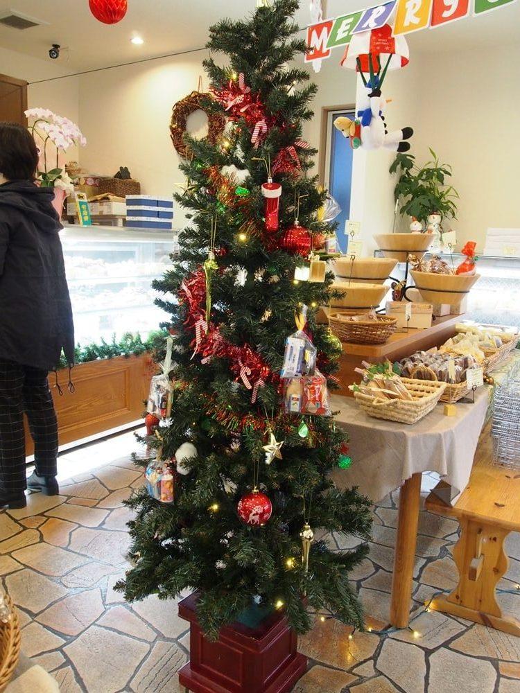 洋菓子のグルメ クリスマスツリー