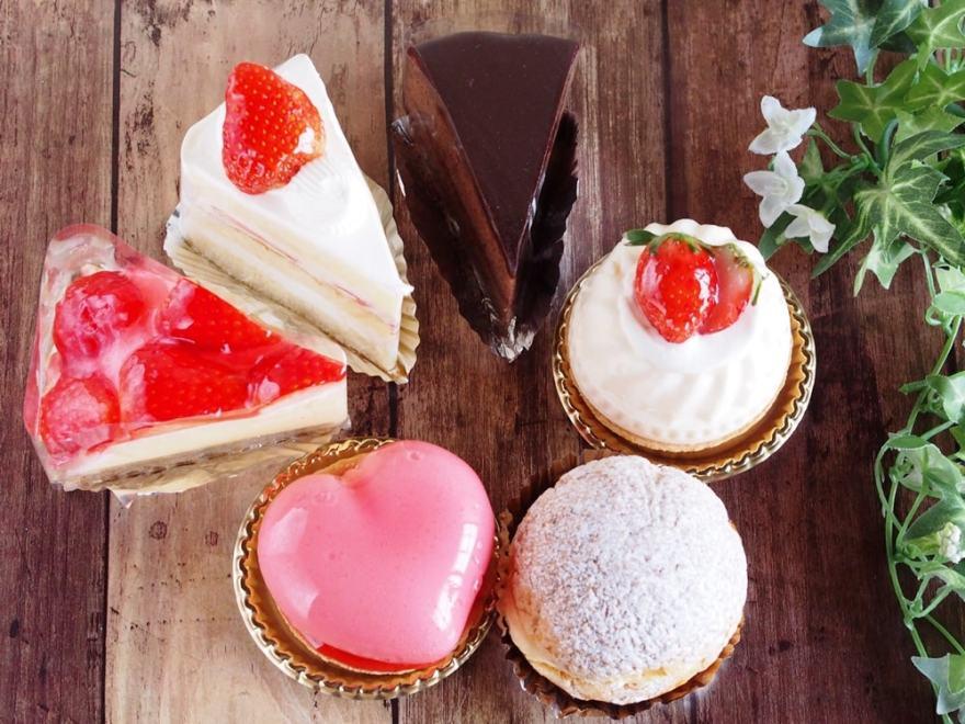 ウォールウォーレン ケーキ