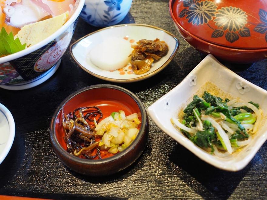 寄島 漁八 海鮮丼定食