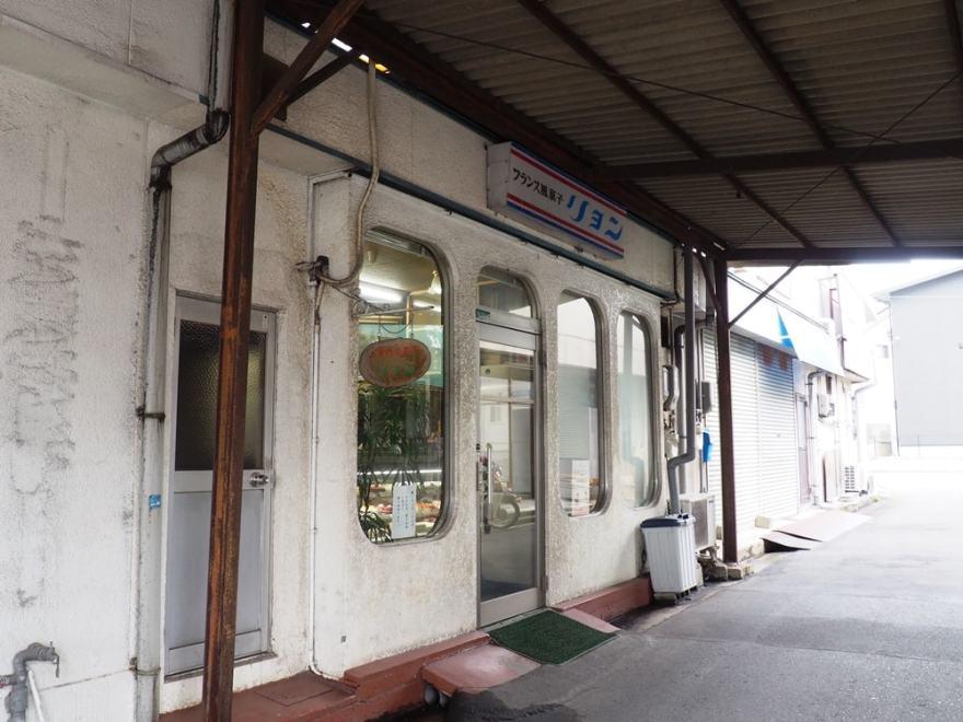 リヨン洋菓子店