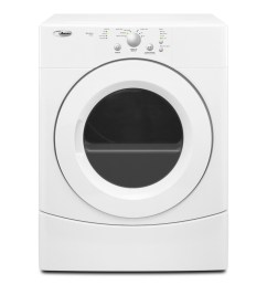yned7300wwamana 6 7 cu ft super capacity electric dryer [ 1024 x 1024 Pixel ]