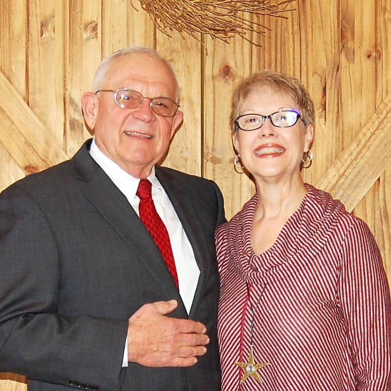 Pastor Terrell & Debby Reed