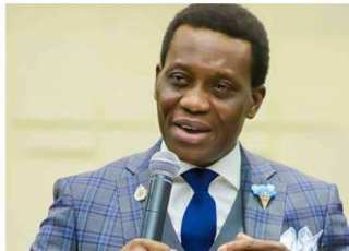 See Video Of Late Pastor Adeboye's Son Celebrating His 42nd Birthday
