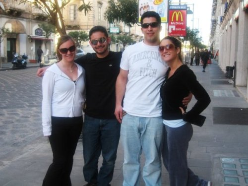 Spring Break in Italy with some of my Greeks <3