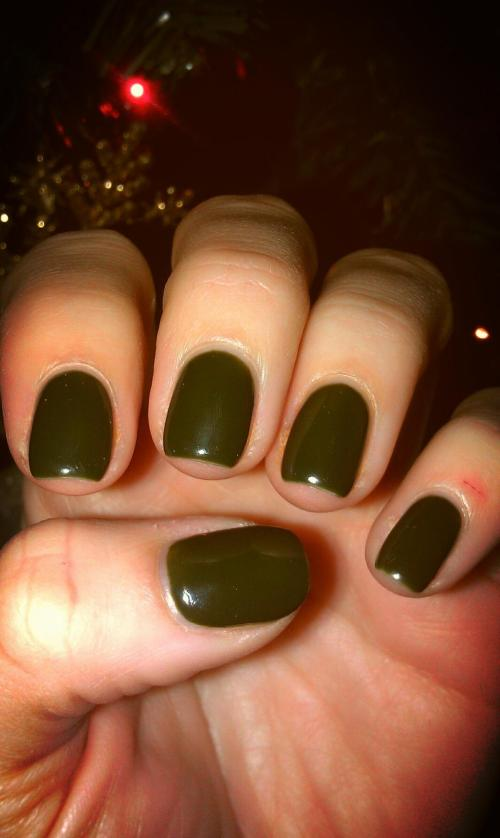 "Gelish ""Dear Johnny Green"" ...Hello Hannah!"