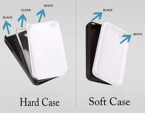 See how the soft case covers all of the surface edges?