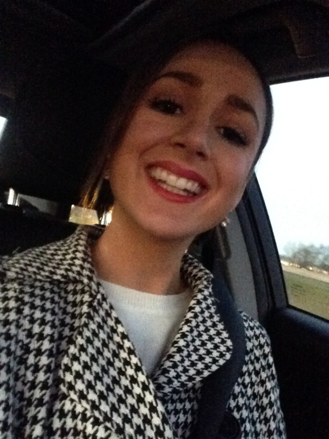 Sunday selfie :)