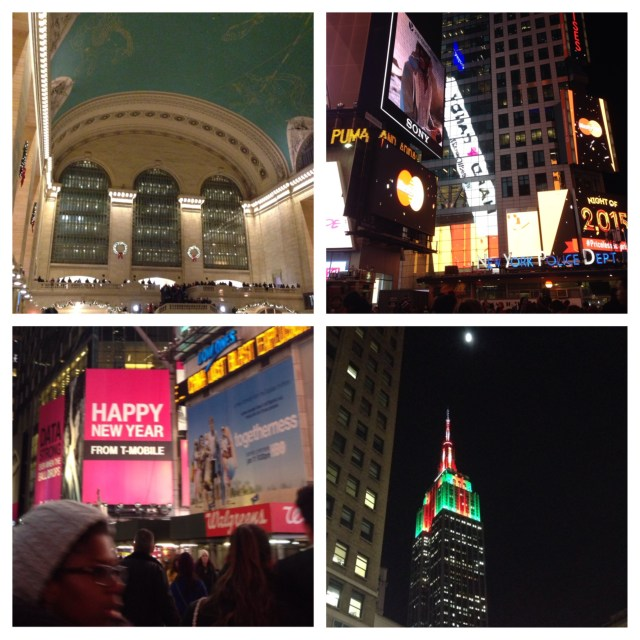 NYC is breathtaking - especially this time of year. I've been countless times and it still leaves me in awe :)