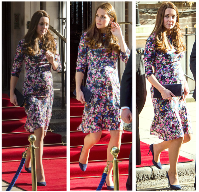 kate middleton spring dress