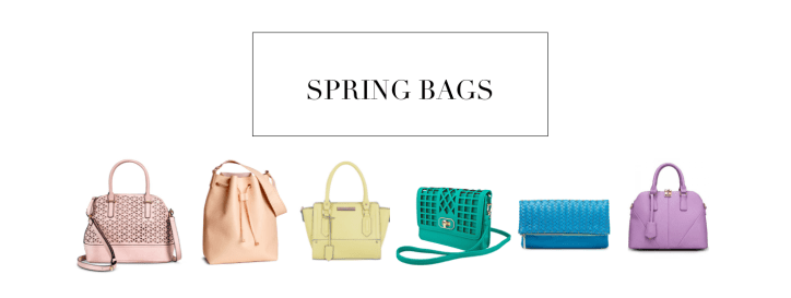 Spring bags 2015