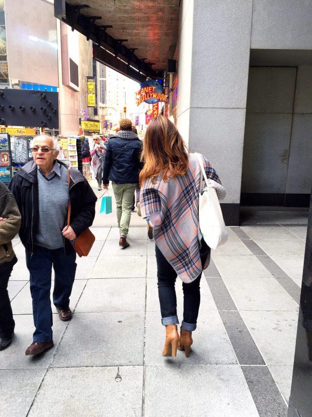 City strolling