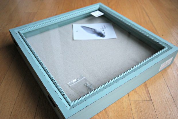 Shadow Box Inspiration board