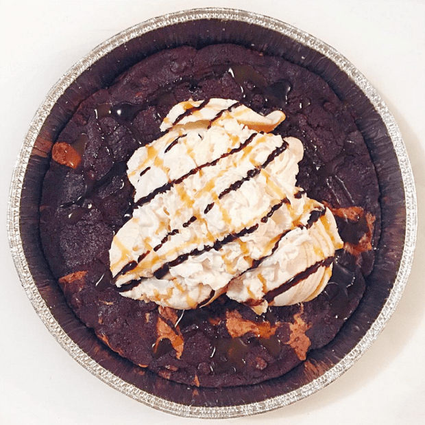 diy cookie skillet