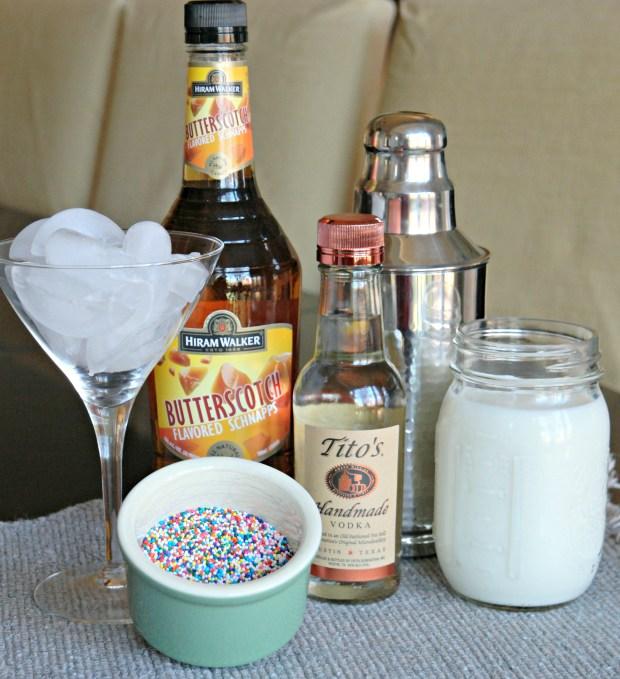 sugar cookie cocktail