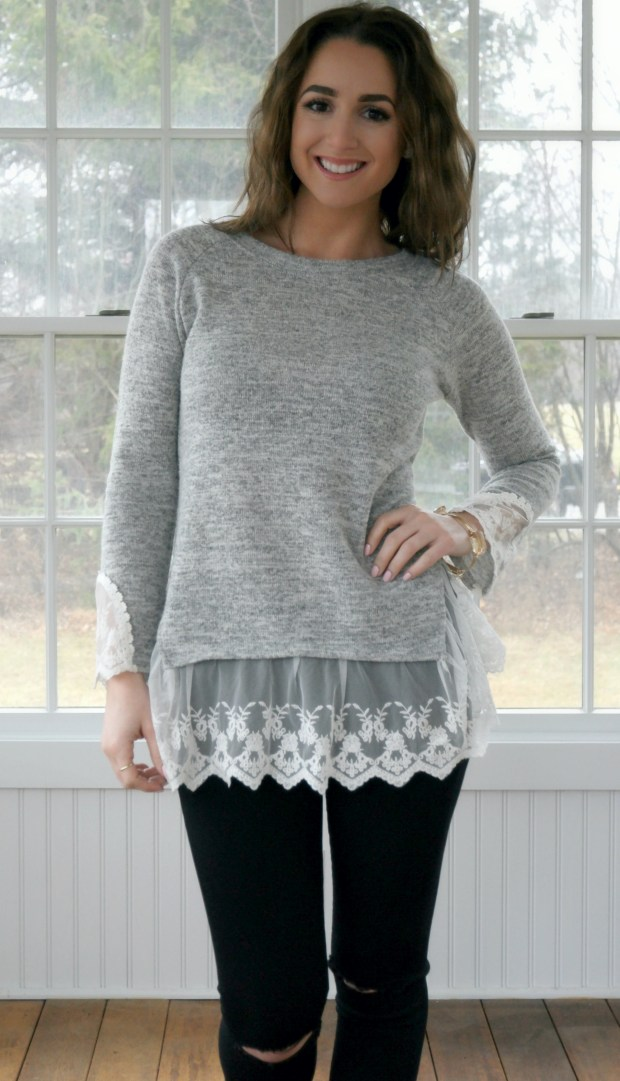 hartley sweater demure