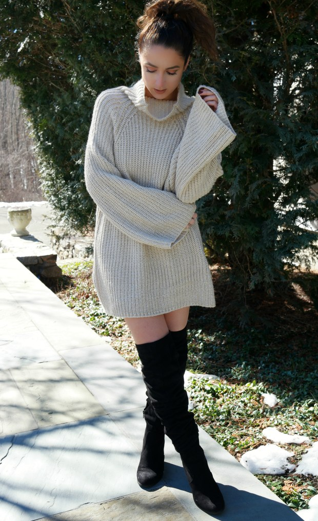 shein-oversized-turtleneck-sweater-dress-1
