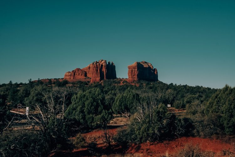 Sedona viewpoint