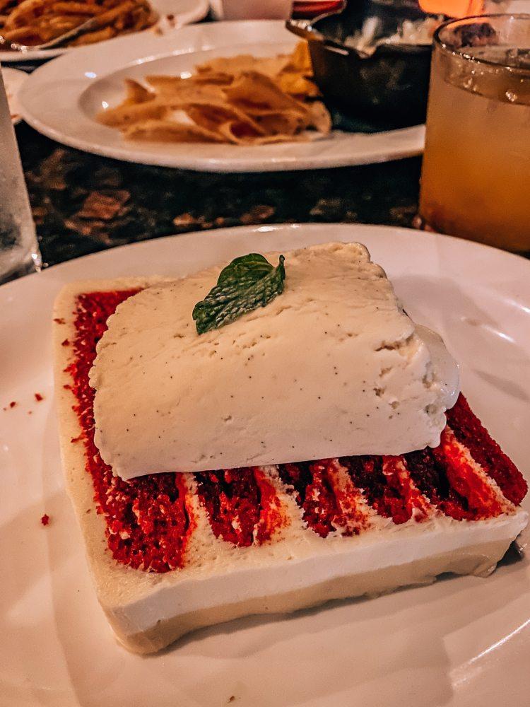 Dessert at Chelsea's Kitchen