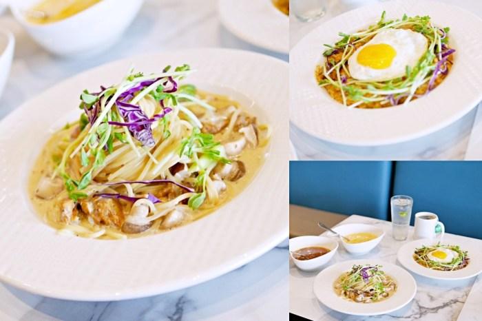 改裝後質感更升級的聚餐好選擇『莫凡彼咖啡館 Movenpick Café』台南美食|南紡購物中心|台南東區