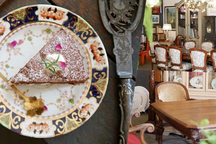 台南最美古典咖啡廳『西門洋行』沒人帶不會知道的隱藏版下午茶,和另一半一起浪漫一下!台南美食|台南中西區