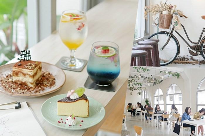 女孩最愛純白系小清新甜點店『木木彡 Mumushan.dessert』生活就該是這樣美好的模樣!嘉義美食|嘉義下午茶|嘉義寵物友善