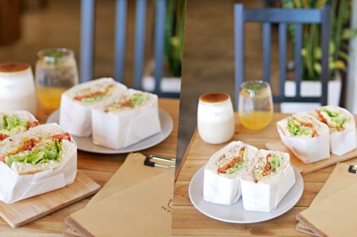 值得一訪再訪的療癒系早午餐『好在 wellin』甜點CP值破表的納咖啡姐妹店要收藏!台南咖啡廳|台南東區|台南美食