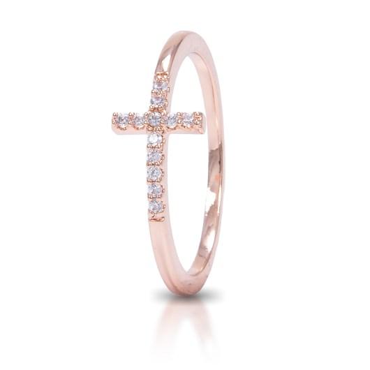 Cross Ring  -Size 7