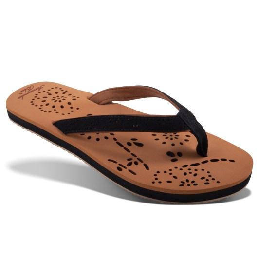 Kalli Sandals - Black Size 11