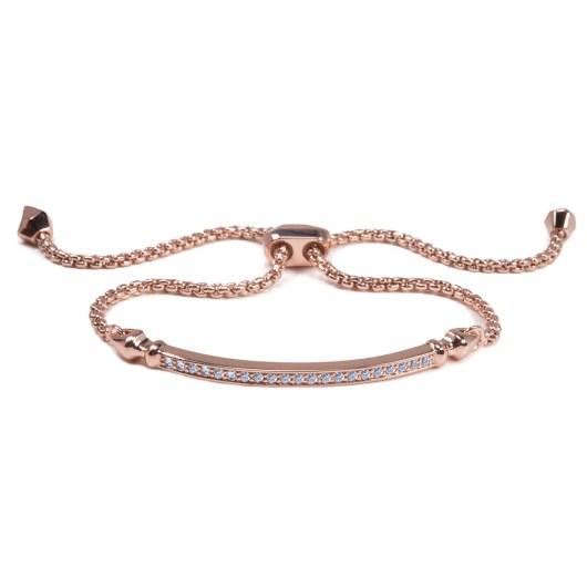 Bar Adjustable Bracelet - Gold