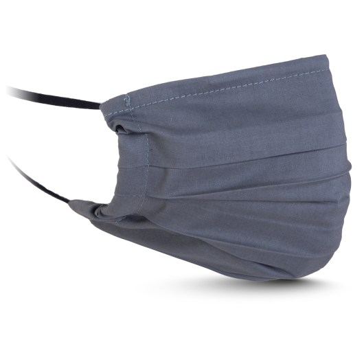 Fabric Mask - Solid Gray