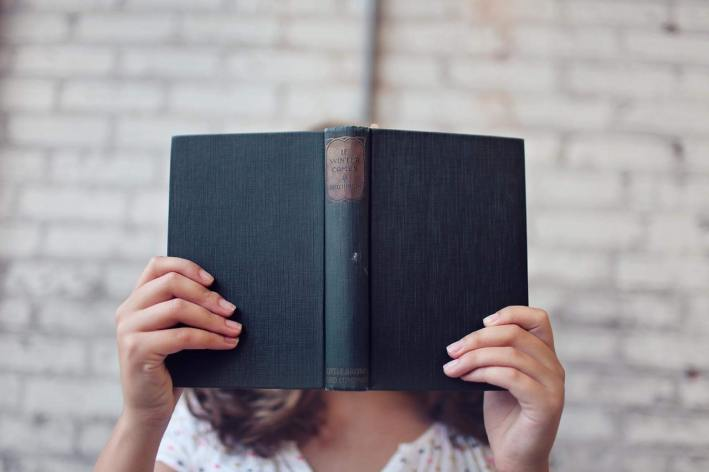 Green Antique Book
