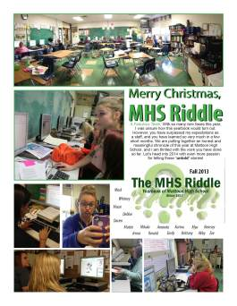 Merry Christmas MHS Riddle 2013