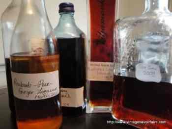 Winter Warmer Rum + Infused Liqueurs