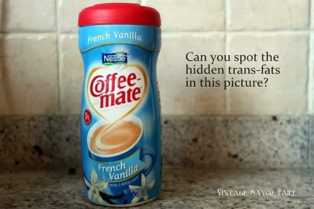 Do You Know this Trick for Spotting Hidden Trans Fat?