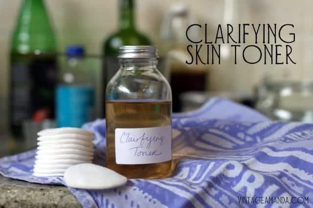 Clarifying Skin Toner